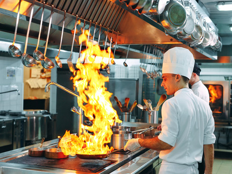 Commercial kitchen fires kill restaurants
