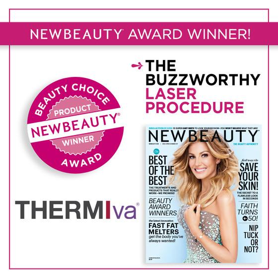 ThermiVa is New Beauty Awards Winner !