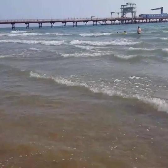 Пляхо, пляж Орлёнок ВДЦ 2017 г. Июль.mp4