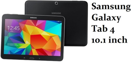 Samsung Galaxy Tab 4 10.1 inches-
