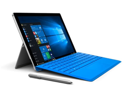 "surface pro 12"" w/keyboard"