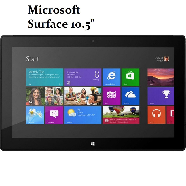 Tablet Microsoft Surface 10.5 inches(2)