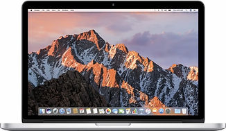 MacBook Pro 15'' with Retina Display