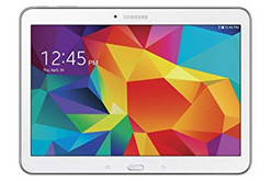Samsung White 10''