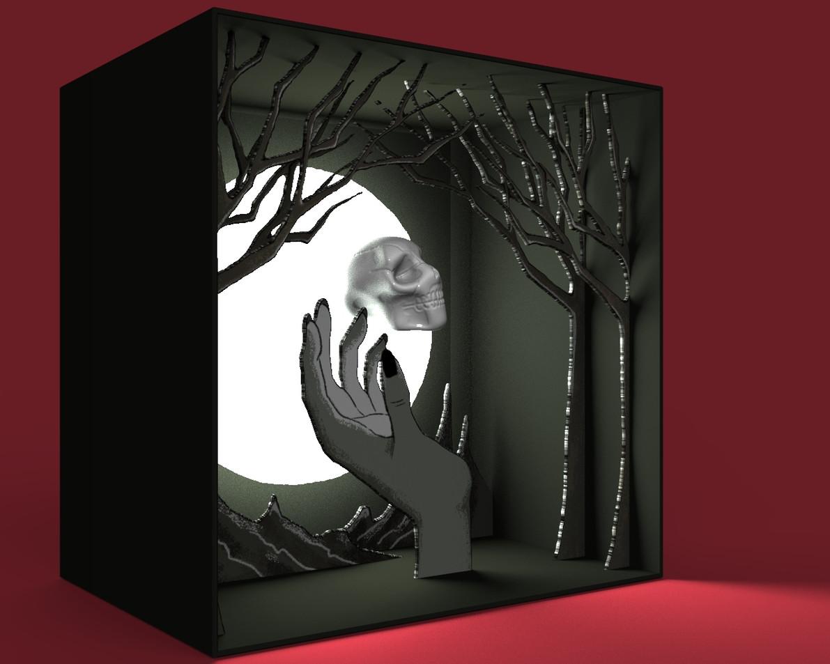 Zbrush-shadowbox