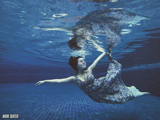Underwater photography collaboration