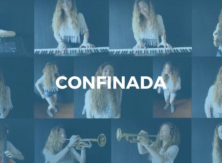 Entrevista a Ràdio Puig-Reig sobre la cançó CONFINADA