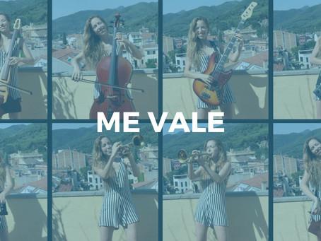 "Nova cover ""ME VALE"" de Miki Núñez!"