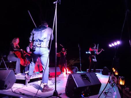 Barcelona Rock Strings a Sant Antoni de Vilamajor!