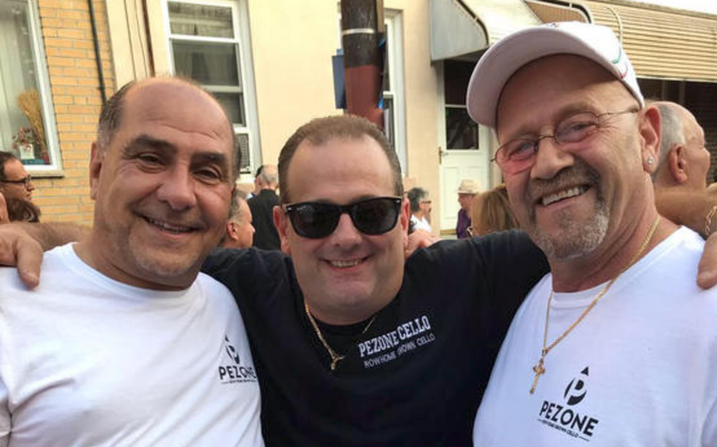 Danny, Sal and Uncle Donny