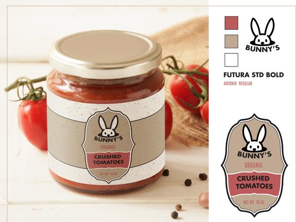 Branding - product label