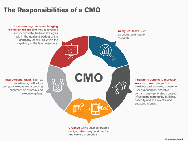Virtual CMO Infographic
