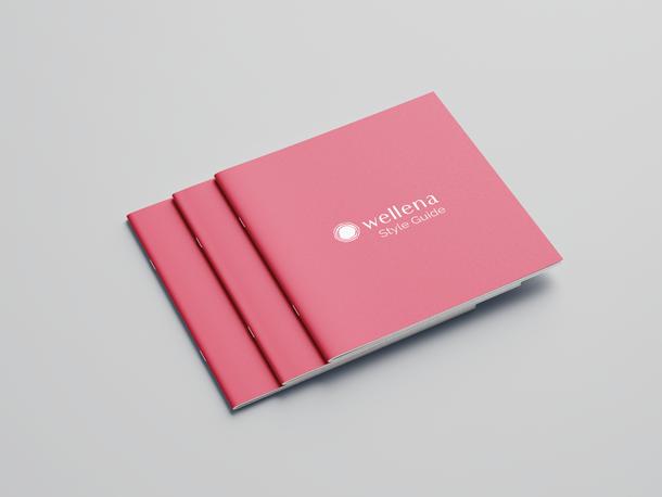 Wellena Branding Guide