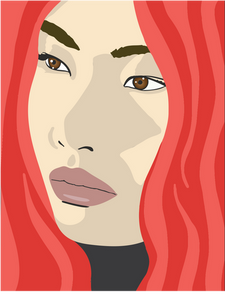 Women with red hair