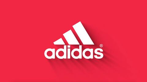 Adidas Logo Animation