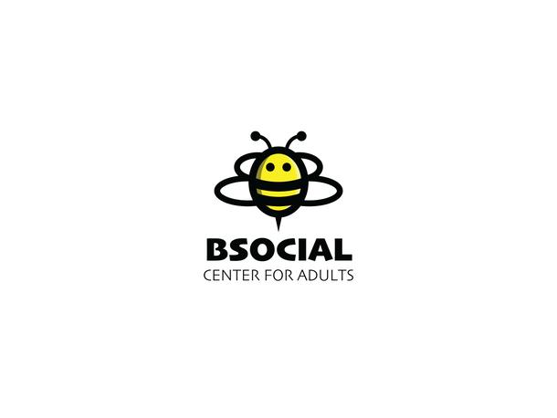 bSocial Center for Adults - logo