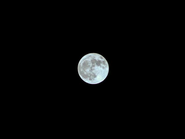 Full Blue Moon