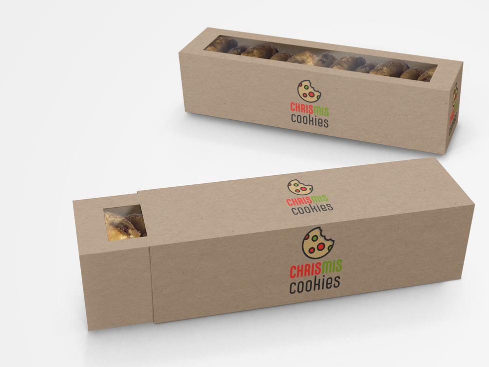 ChrisMis Cookies - Branding