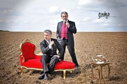 JEAN D'Anvers et Richard JACOBS