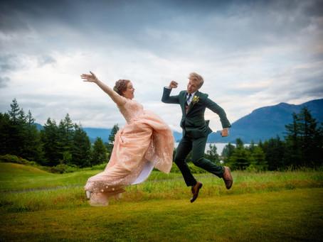 Kennedy + Tim Gorge Wedding @Skamania Lodge