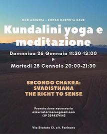 10 Second Chakra, Svadhisthana_flyer.PNG