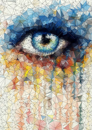 32439662-beautiful-eye-in-geometric-styl
