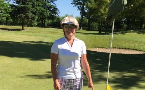 Ann Griffin Green 2 June 7th, 2020 (5th hole in one!)