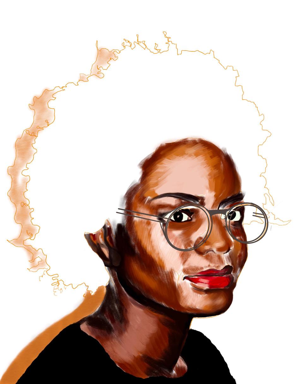 Portrait of Reni Eddo-Lodge