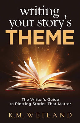 writing your story's theme by k m weilan