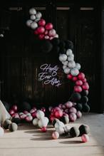 Balloon Wall - Wow!