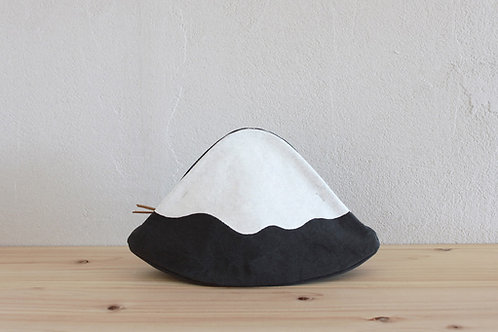 Mt.pouch canvas YUKIYAMA Black