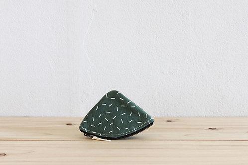 Mt.pouch(s) canvas SHIBA Green