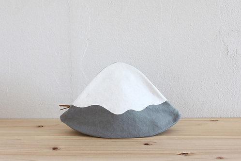 Mt.pouch canvas YUKIYAMA Gray