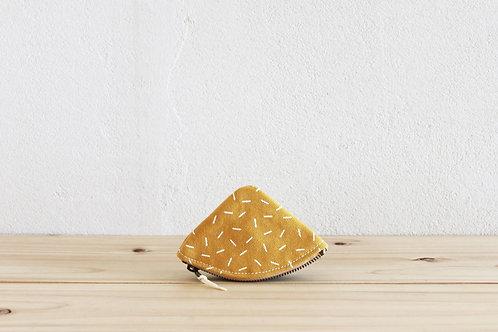 Mt.pouch(s) canvas SHIBA Mustard