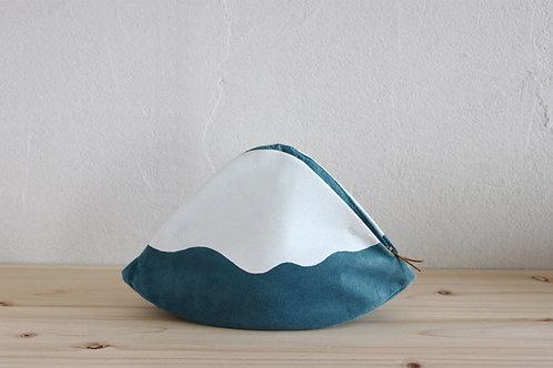 Mt.pouch suede YUKIYAMA Blue
