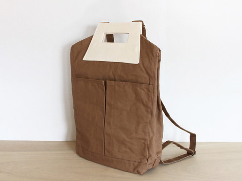 Mt.rucksack(L) Brown