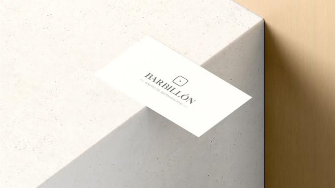 Diseño y Creación del Logo de Grupo Barbillón