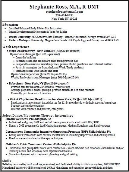 ideas collection pilates instructor resume in resume sample best. Resume Example. Resume CV Cover Letter