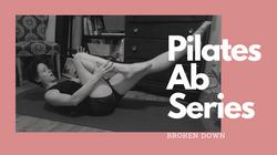 Pilates Ab Series