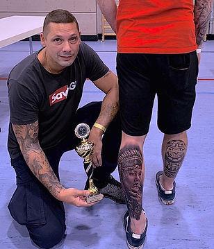 Igor Giovanelli Dubai Hills Tattoo