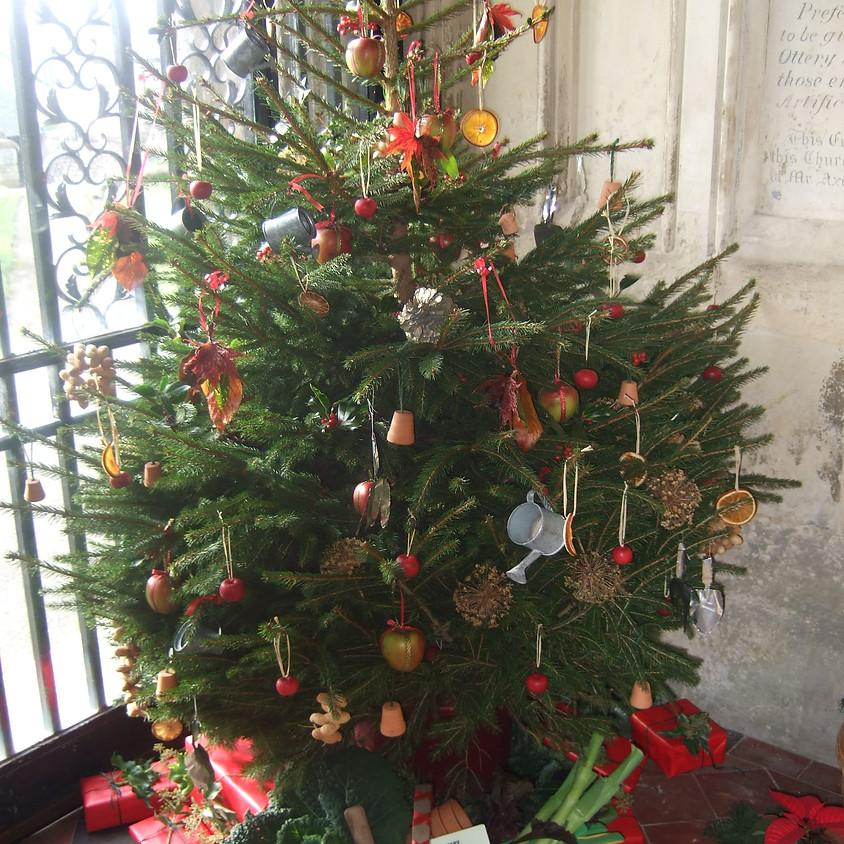 2021 Christmas Tree Festival - Tree Exhibitors' registration
