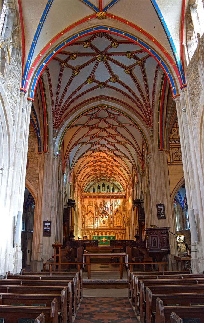 Main Church Interior