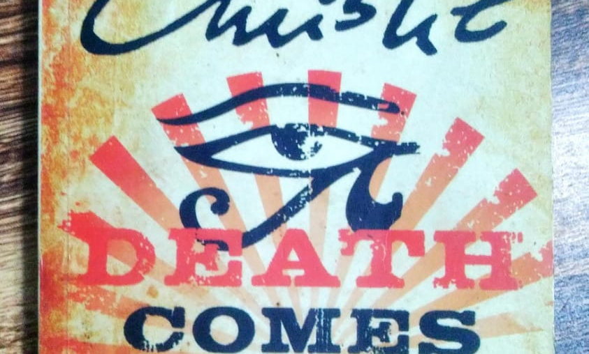 Death Comes as the End by Agatha Cristie