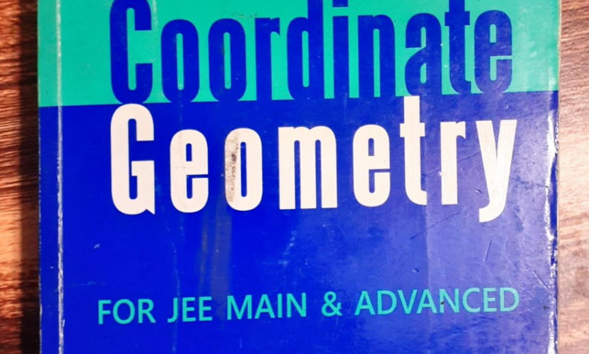 Arihant Coordinate Geometry by Dr. SK Goyal
