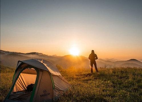 2D/1N Camping Cerro Puñay