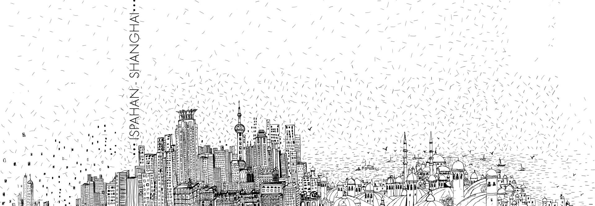 Ispahan to Shanghai