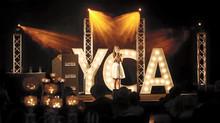 Singing at The Yorkshire Choice Awards