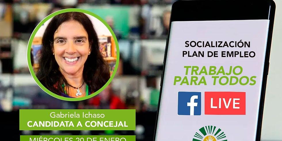 Charla virtual - Socialización Plan de Empleo