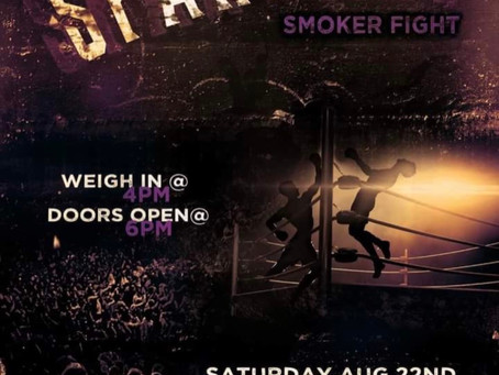 Boxing / Kickboxing /MMA Event This Sat