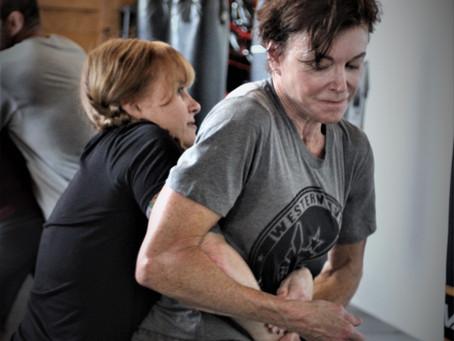 Self Defense Clinic 9/18/21
